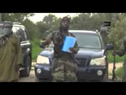 Boko Haram declare an 'Islamic caliphate' in new video