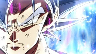 Dragon Ball Super ENTHÜLLT Gokus NEUEN Ultra Instinct Meister