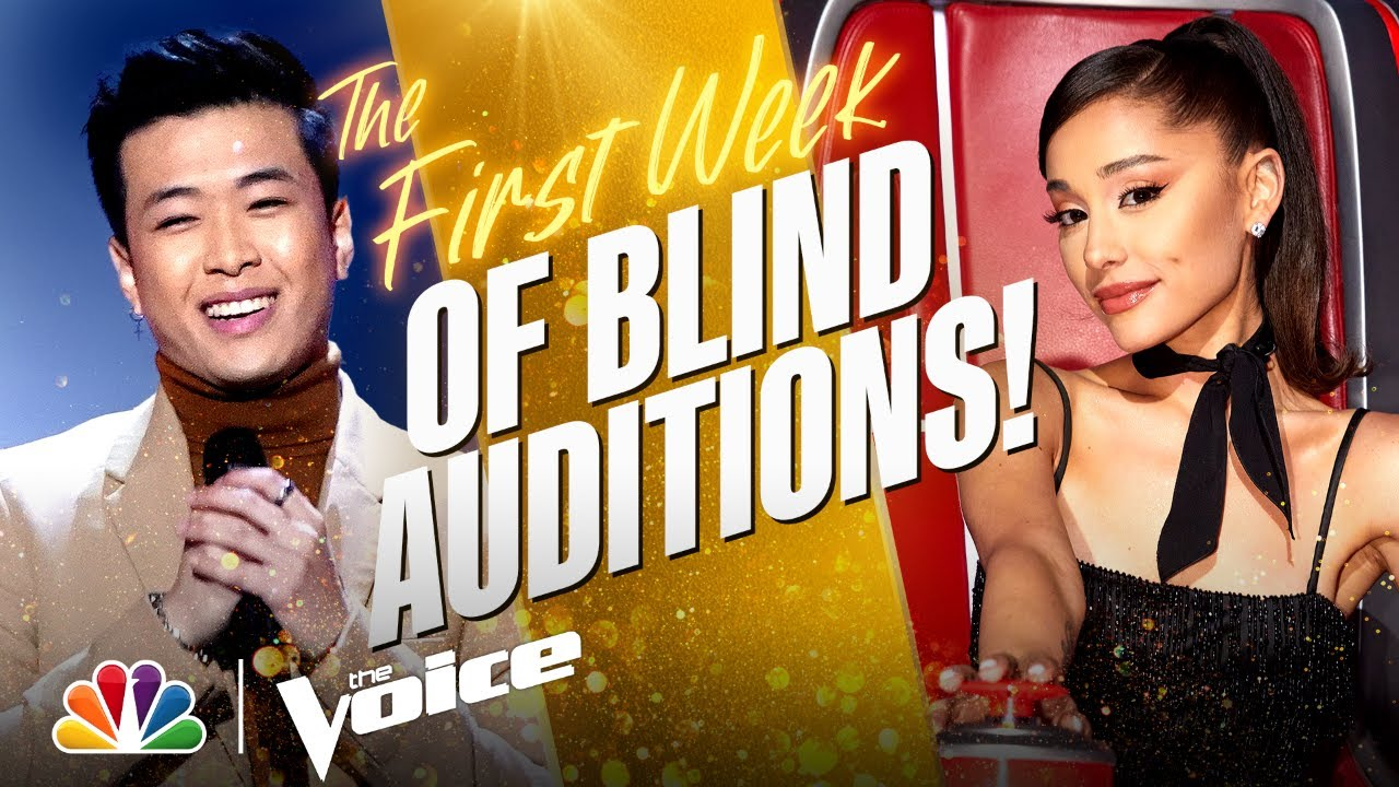 Download The Best Performances from the First Week of the Blind Auditions | The Voice 2021