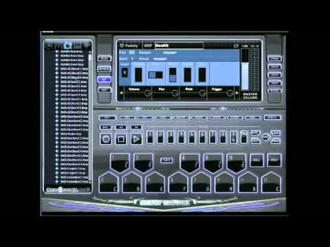 free drum machine beats