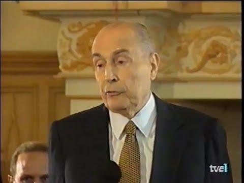 François Mitterrand. Un lugar en la Historia