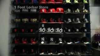 Foot Locker - Sneaker Skills - Behind the scenes