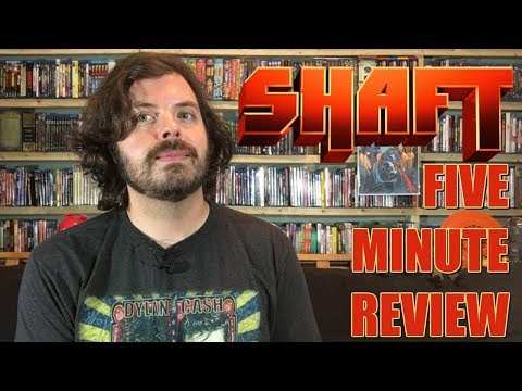 Shaft (2019) Five Minute Review! (Non-Spoiler)