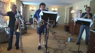 "Chicago Horns:  ""Naked in the Garden of Allah"" session"