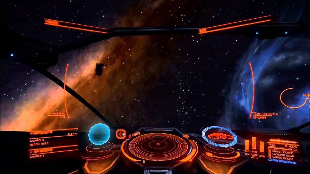 Elite: Dangerous - Black Hole - YouTube