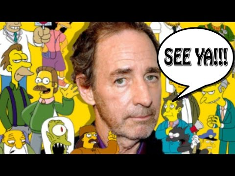 Harry Shearer LEAVES The Simpsons after 26 Years!!