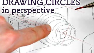 Tips on How to draw curved lines, circles and ovals by Japanese animator HINOE