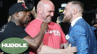 Does Conor McGregor Stand a Chance Against Floyd Mayweather? -The Huddle