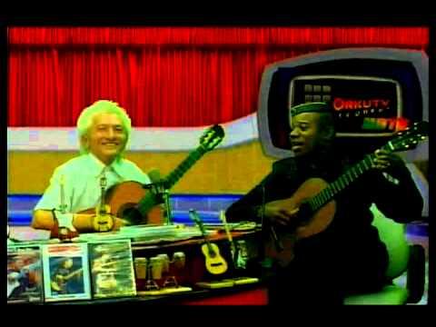 Robson Miguel  e Luiz Alves  tocando  o Sons  de Carrilhões:TV  ORKUT E  ABFTVNET