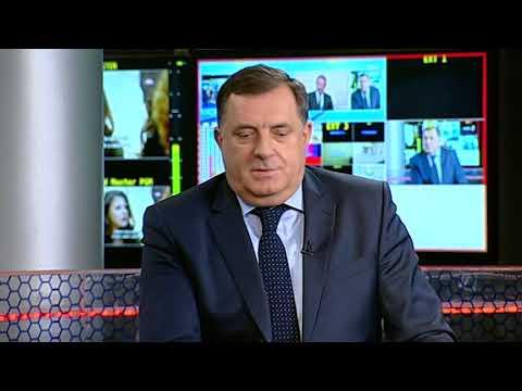 Emisija: Pravac 02.03.2018. - Gost: Milorad Dodik