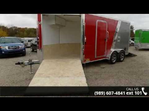 2017 Legend Trailers Explorer Snow/ATV 7X19ETA35  - Beck'...