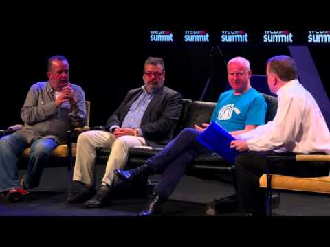 The security elephant in the room - Pat Phelan, Ron Moritz, Neil Costigan & Dermot Williams