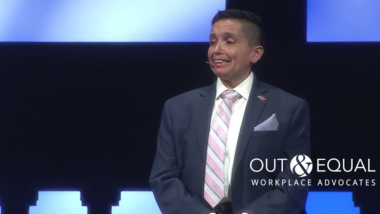 Alex Dropp | Out & Equal Workplace Summit 2019