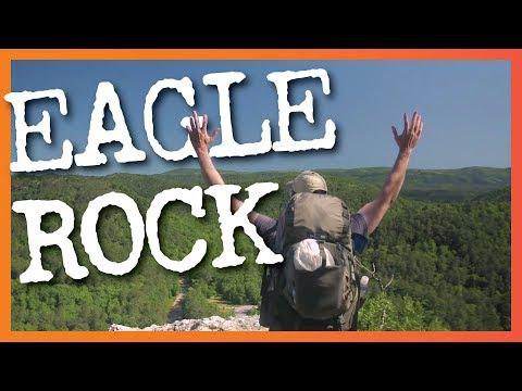 Oachita Mtns—Eagle Rock Loop Backpacking Trip!