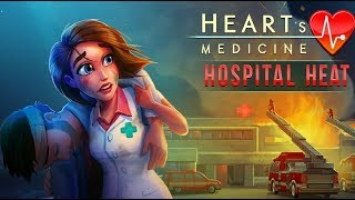 Спасаем людей в игре Госпиталь Начало