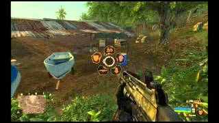 Crysis Warhead - First Minutes (Gameplay - PC)
