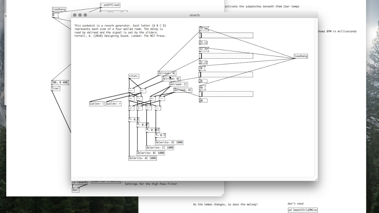Drawing Line Xcode : Libpd pure data used in a xcode project for iphone youtube