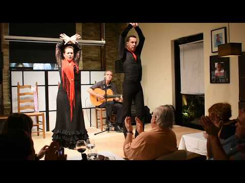 Flamenco Night: Dinner and Live Show at Bellmont Spanish Restaurant