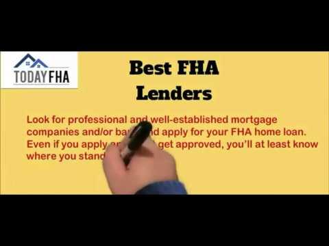 best fha lenders