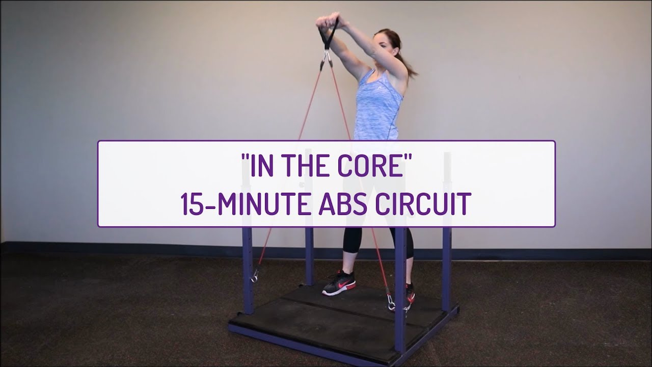 In the Core | 15-Minute Abs Circuit | Evolution Training System