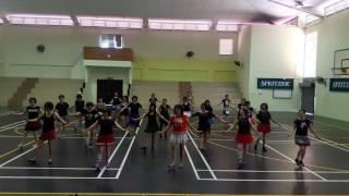 啦啦爱, Thank you Teacher Angie Ng (Sin) sharing this lovely dance
