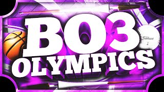 The BO3 Olympics - Jousting, Golf, & More!
