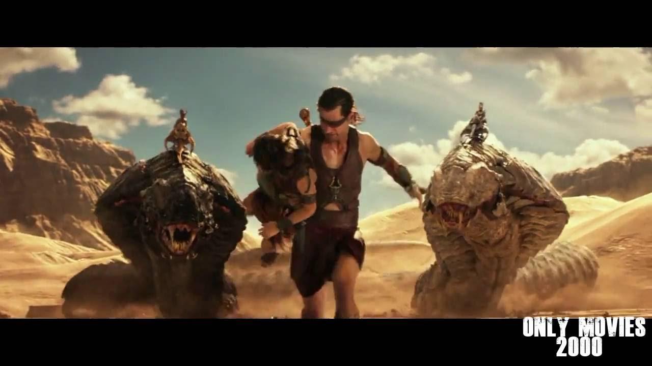Gods of Egypt - Snakes HD