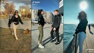 البنت الروسية akula التي زلزلت التيك توك بآدائها الرائع tik tok #