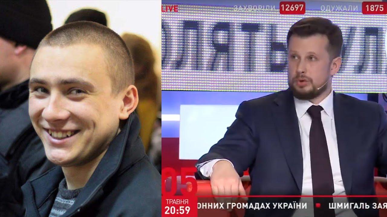 Андрей Билецкий начал кампанию дискредитации Стерненко ещё 10 месяцев назад с каналов Медведчука
