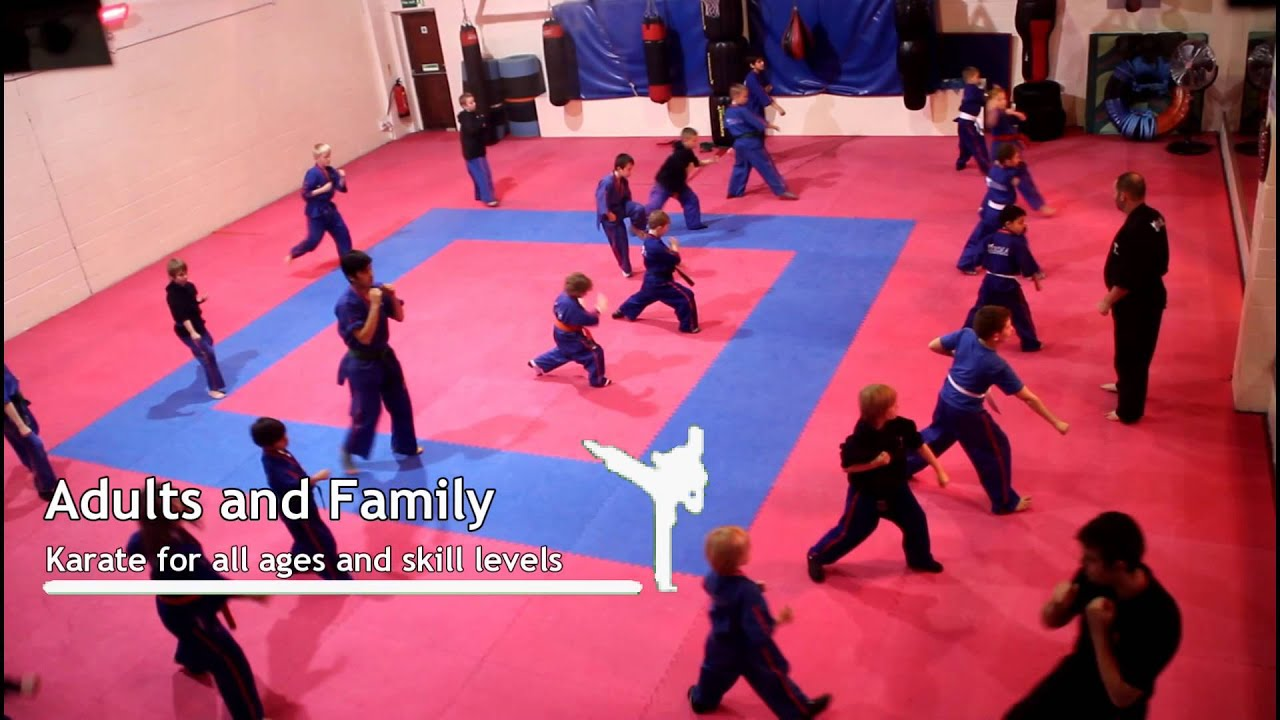 Karate & Martial Arts Studio Norwich - Sesma Studios