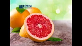Что Есть   Салат с грейпфрутом