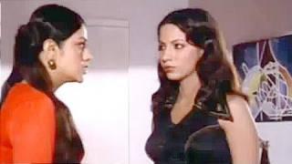 Aruna Irani fights with Shabana - Fakira Scene