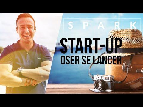 START-UP - Oser se lancer I Spark le Show - Franck Nicolas