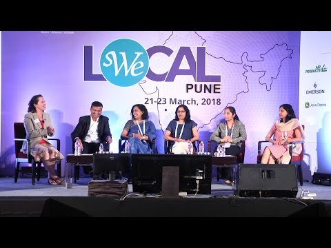 Human Intelligence v. Artificial Intelligence Panel at WE Local India in Pune