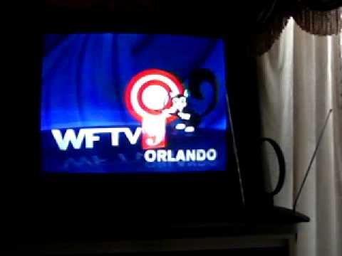 """Digital Switchover from WFTV-ORLANDO on 6/12/09"""