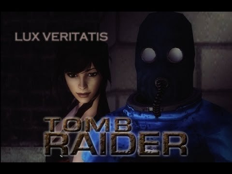 Tomb Raider - Lux Veritatis (Fan Movie/Sims 2 Machinima)  OLD VERSION
