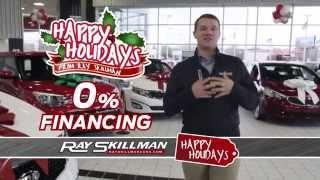 Ray Skillman South Side Kia - Holiday Tv Giveaway