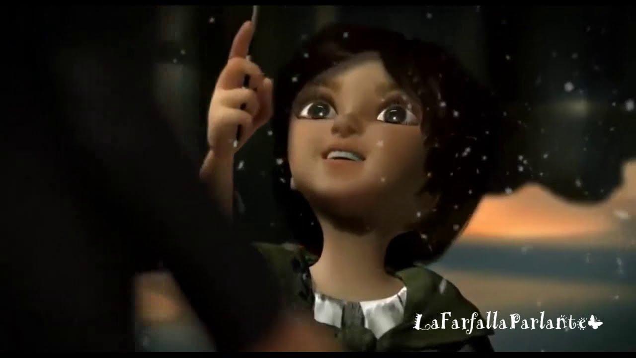 La Piccola Fiammiferaia Di Hans Christian Andersen Youtube