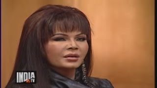 Rakhi Sawant, The Swayamvar Girl, in Aap Ki Adalat (Part 2) - India TV