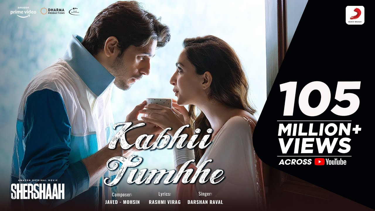 Download Kabhii Tumhhe –Official Video | Shershaah | Sidharth–Kiara | Javed-Mohsin | Darshan Raval | Rashmi V