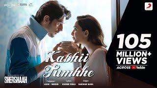 Kabhii Tumhhe –Official Video | Shershaah | Sidharth–Kiara | Javed-Mohsin | Darshan Raval | Rashmi V