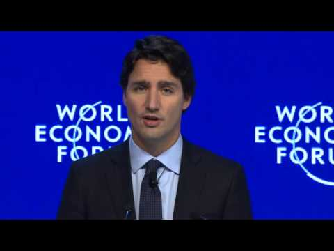 Davos 2016 - The Canadian Opportunity