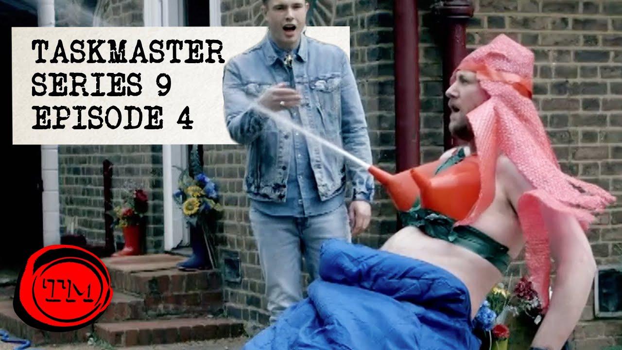 "Download Taskmaster - Series 9, Episode 4 | Full Episode | ""Quisps"""