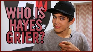 Download lagu HAYES GRIER GET TO KNOW ME MP3