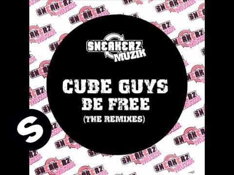 The Cube Guys - Be Free (Paolo Aliberti Reprise Mix)