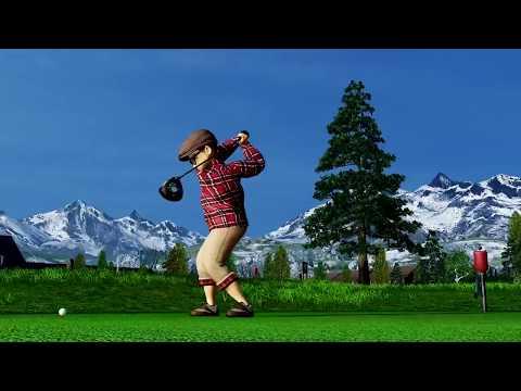 Everybody's Golf - E3 2017