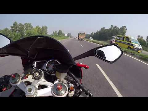Triumph Daytona  | Quick Ride | Highway Madness
