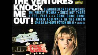 The Ventures Slaughter On Tenth Avenue (Super Sound).wmv