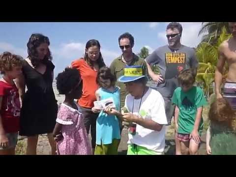 Kids Saving 500 Baby Turtles!! Doty Elementary School - Worchester Vermont