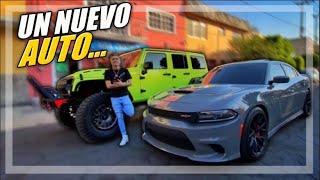 UN HELLCAT ES MI NUEVO AUTO?.. | ManuelRivera11